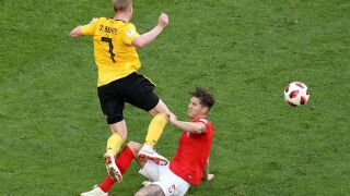 Belgium records best World Cup finish with victory over England