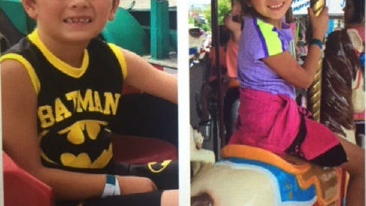 Amber Alert declared for Fort Wayne children