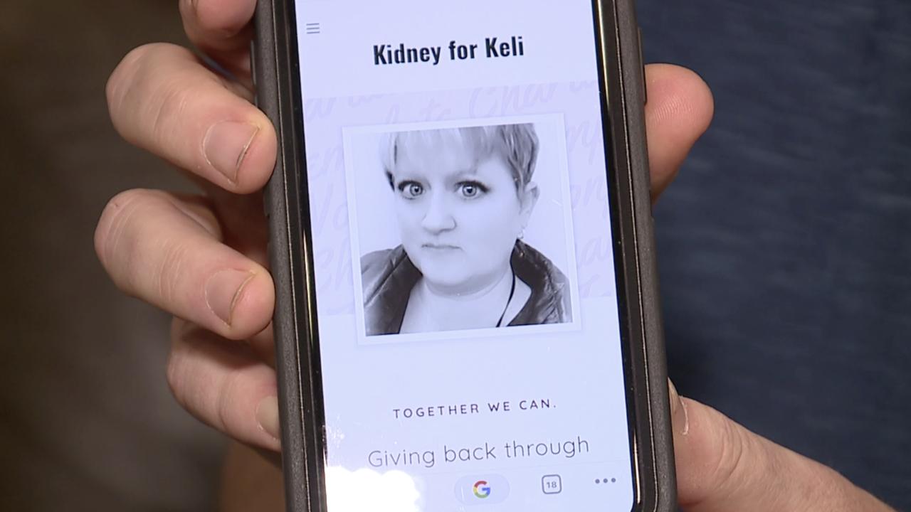 Kidney for Keli