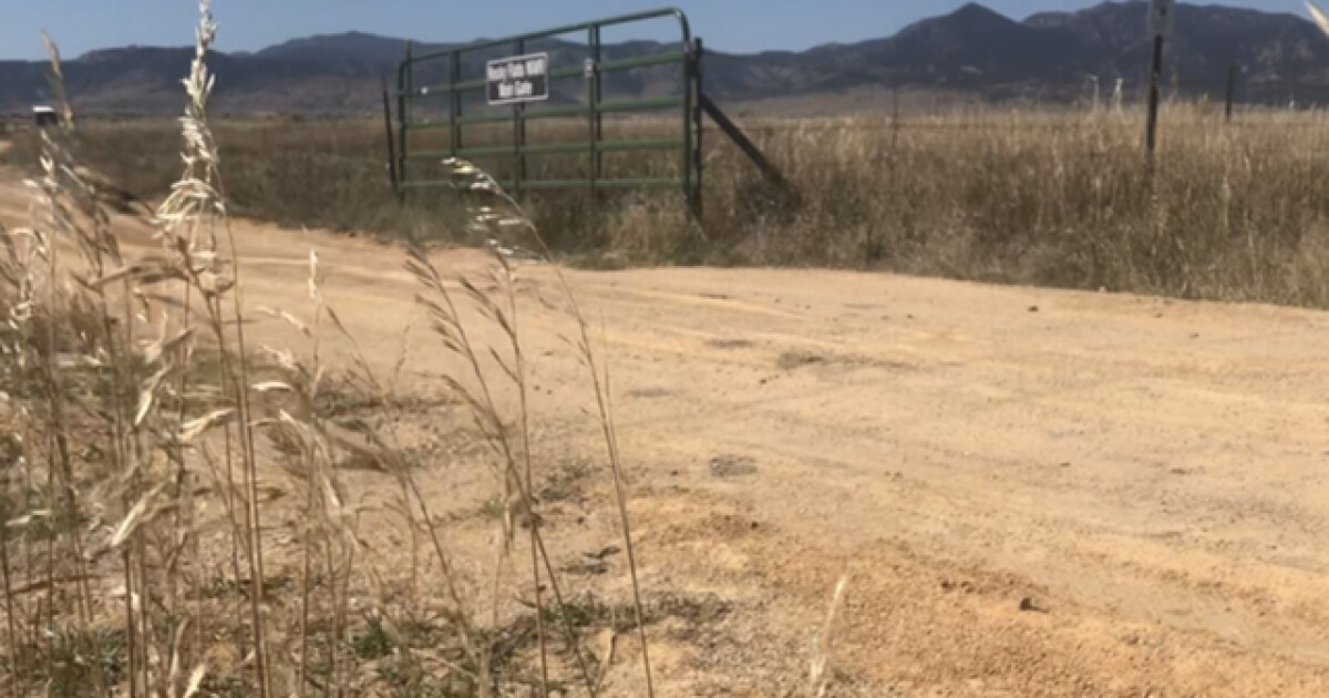 Potential plutonium hot spot found on eastern edge of Rocky Flats