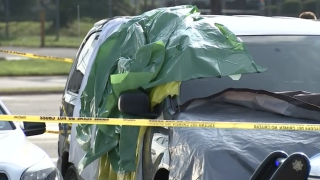 22-month-old girl dies after being left inside a hot car in New Jersey