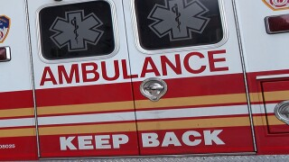 Person dead in industrial accident