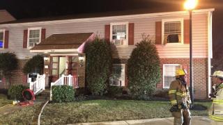 Glen Burnie Apartment Fire