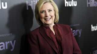 Hillary Clinton launches podcast this week