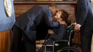 Barack Obama, Natoma Canfield