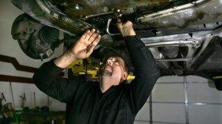 Auto Shop Extended Warranties mechanic