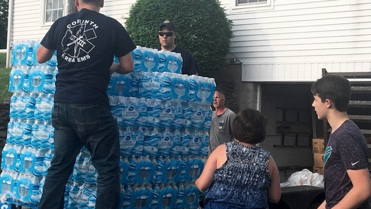 Entire Kentucky town without running water