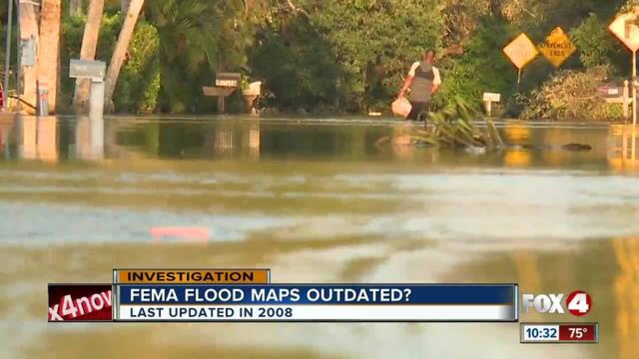 Billions worth of assets at risk of major flood