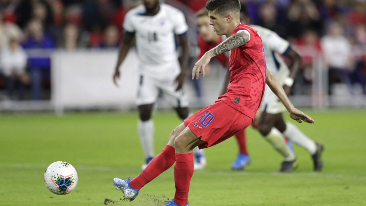 CONCACAF Cuba US Soccer christian pulisic