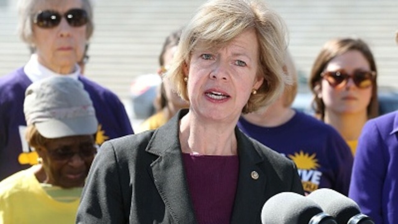 Sen. Tammy Baldwin scores new leadership position ahead of 2018 election