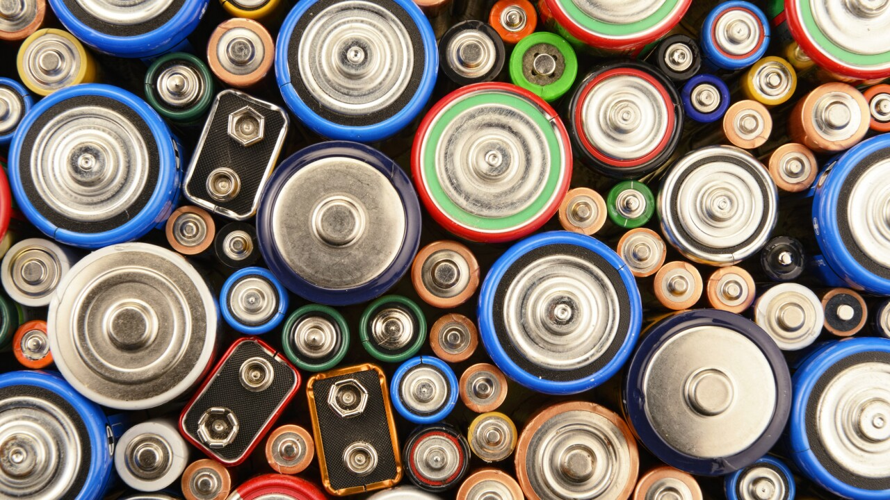 Yes, you need to recycle oldbatteries