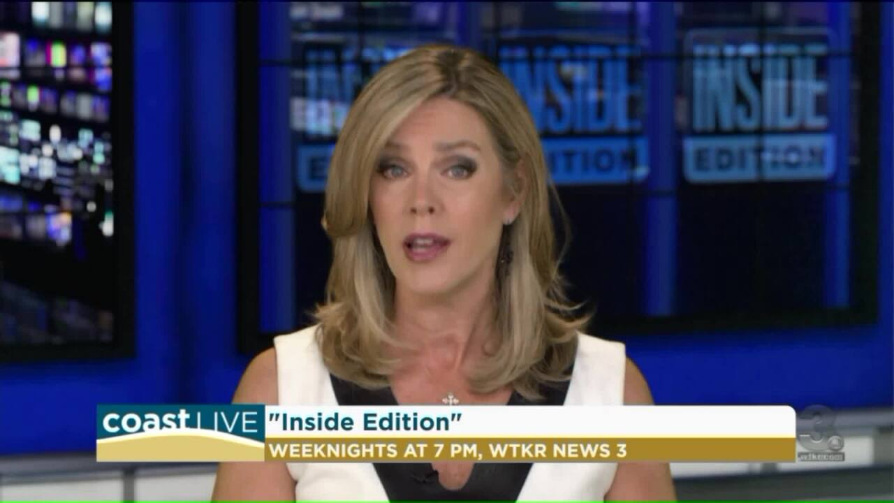 An Inside Edition look at the Golden State Killer and seeing if glue promises stick on CoastLive
