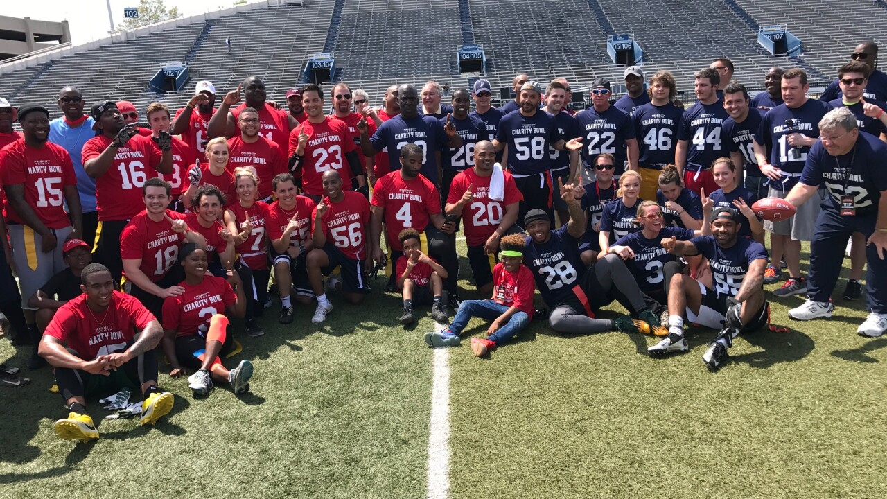 2019 Priority Toyota Charity Bowl raises money for charity
