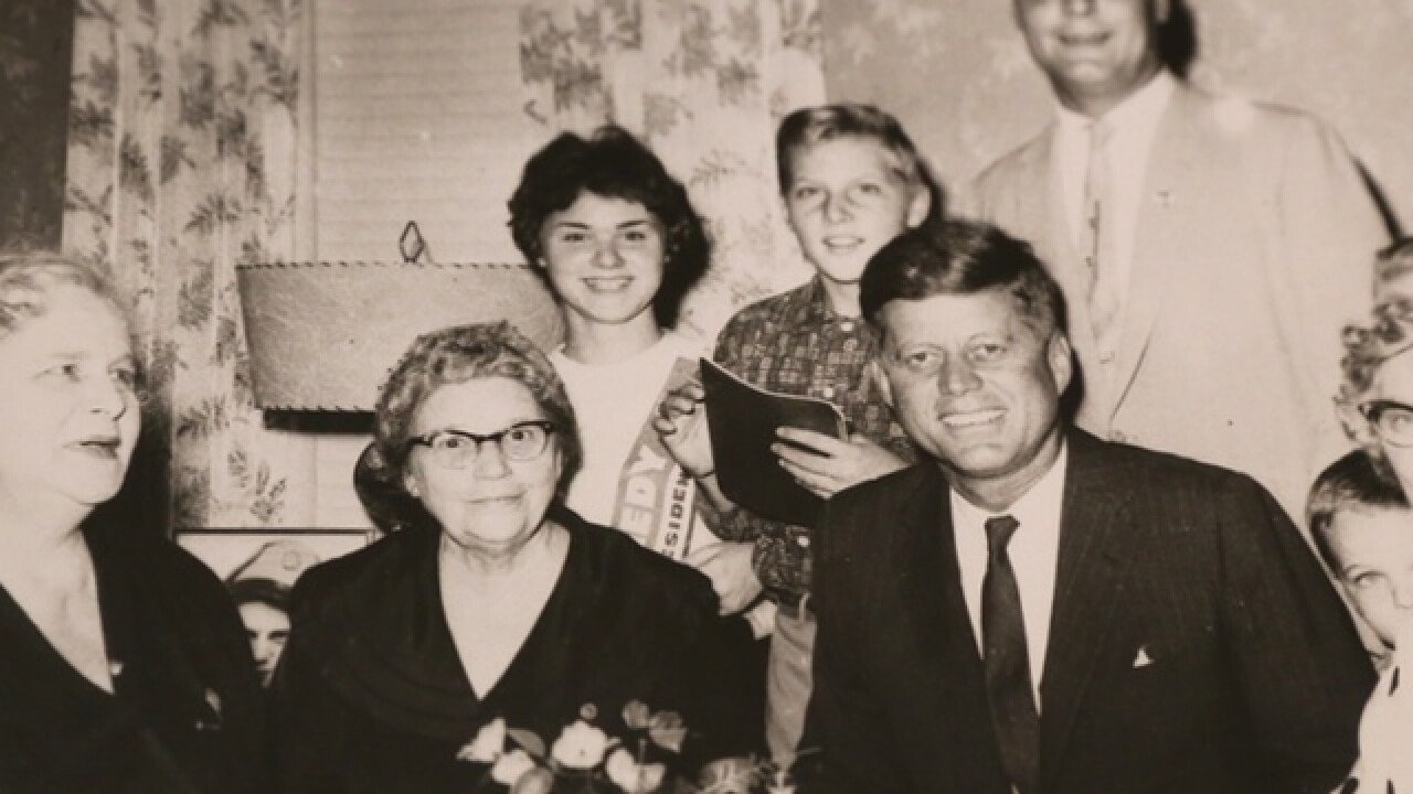JFK: How Cincinnati remembers the assassination