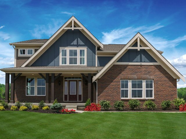 Fischer Homes - The Blair - Flexible five-level living spaces