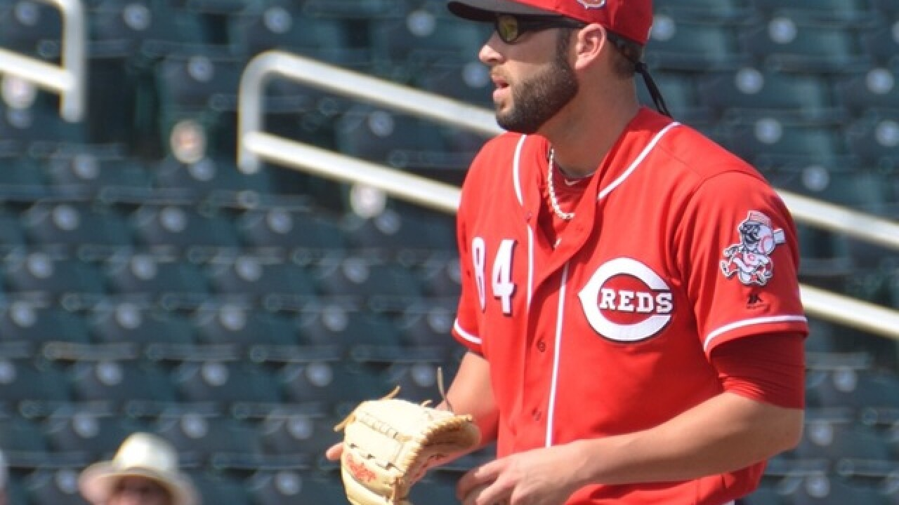 Cody Reed to make major league debut Saturday
