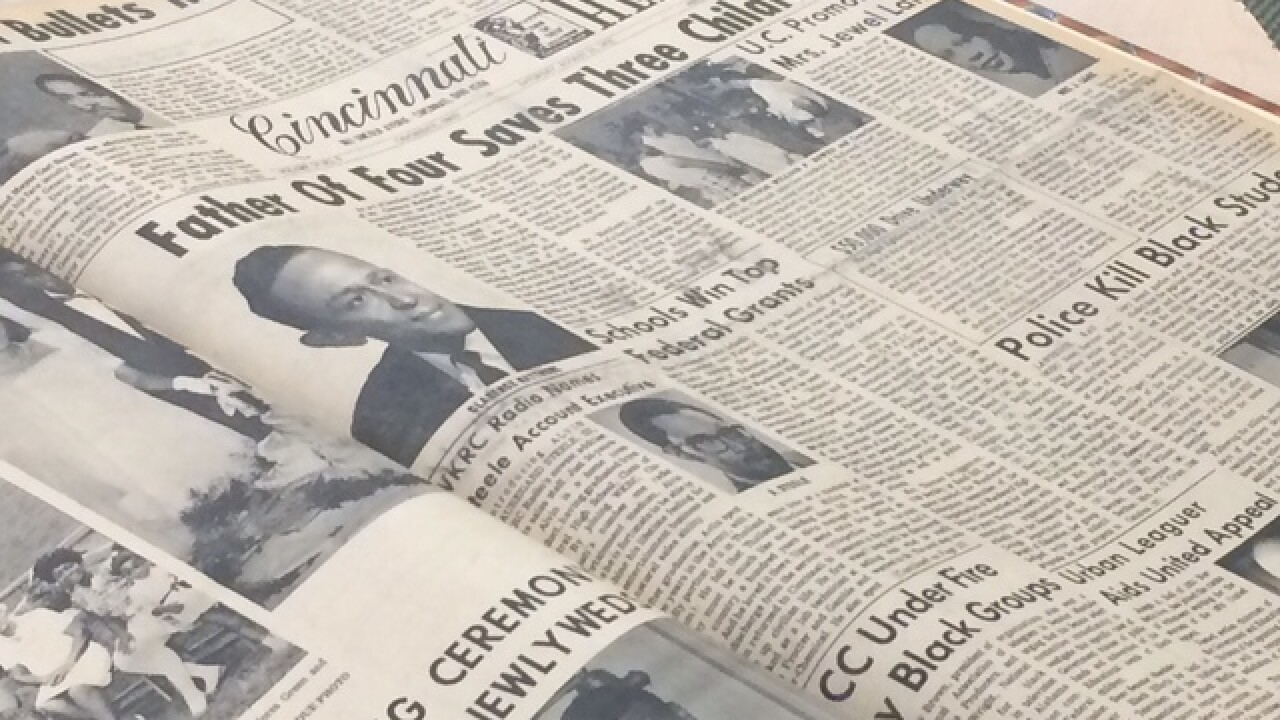 Black History Month: The power of the press