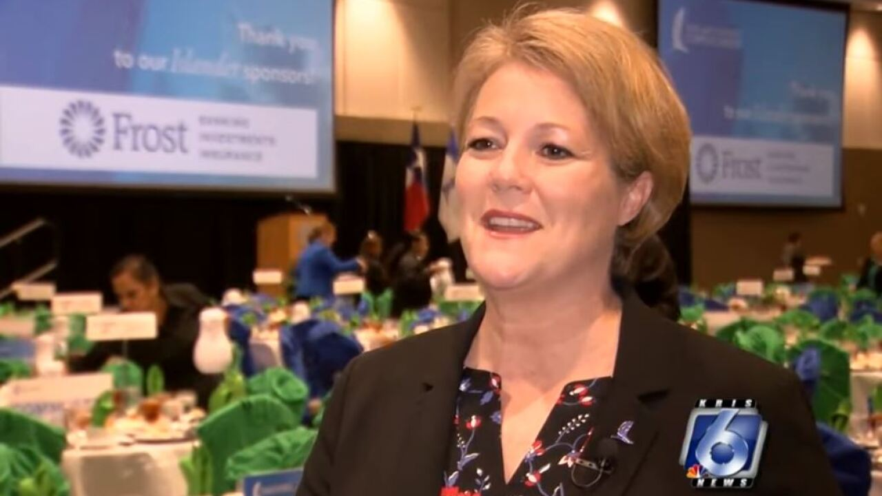 Dr. Kelly Miller, TAMU-CC