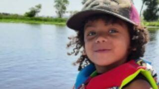 Suspect's vehicle found in AMBER Alert, 3-year-old Major Harris still missing