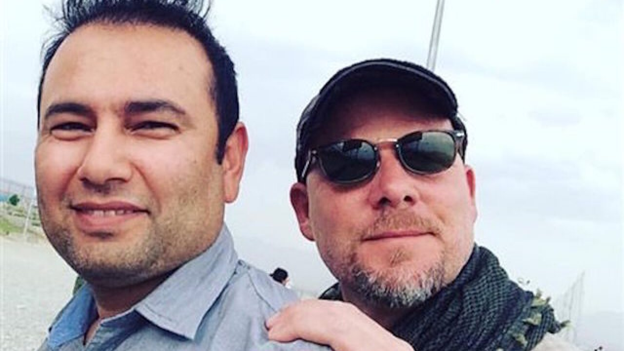 NPR journalist killed in Afghanistan