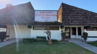Bakersfield Music & Recording Studios is open