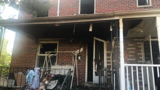 Fatal fire at 1010 Foxridge Lane