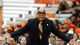 Syracuse Hillsman Resigns Basketball