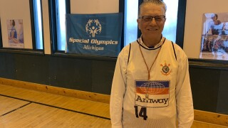47 years and counting: Special Olympics basketball coach still on court