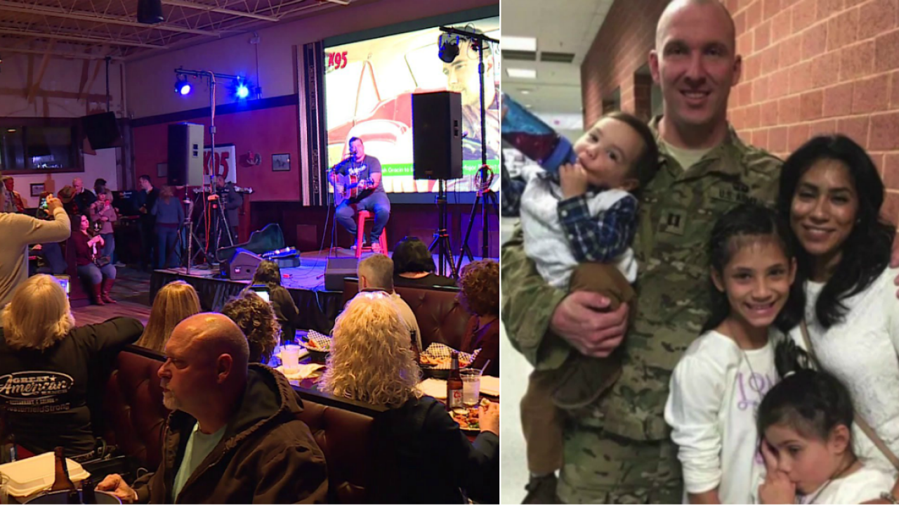 Benefit concert raises funds to support children of Chesterfield dad killed at Wawa
