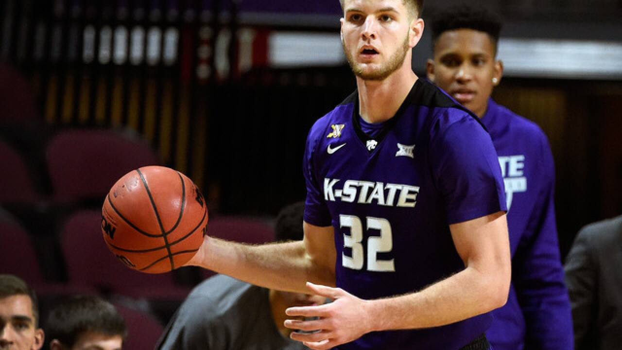 K-State's Wade will miss Big 12 tourney showdown with Kansas