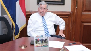 Parson's hometown excited to see him as governor