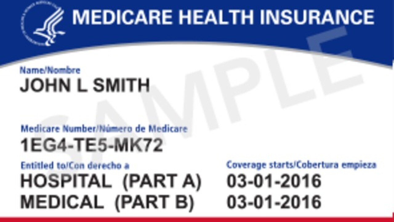 Hoosiers will get new Medicare cards without SSN