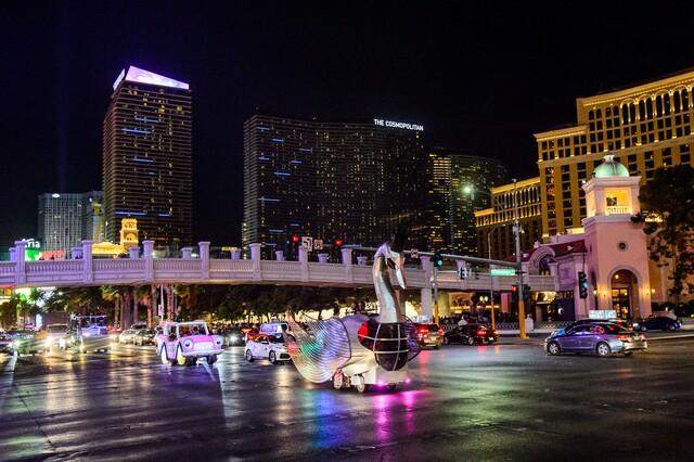 PHOTOS: Intergalactic Car Festival in Downtown Las Vegas