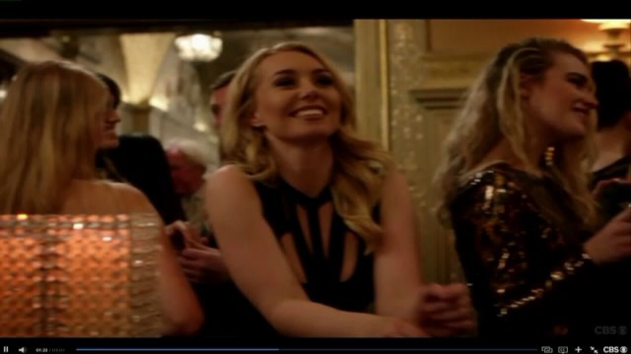 Miss Hanover appears on CBS show'Limitless'