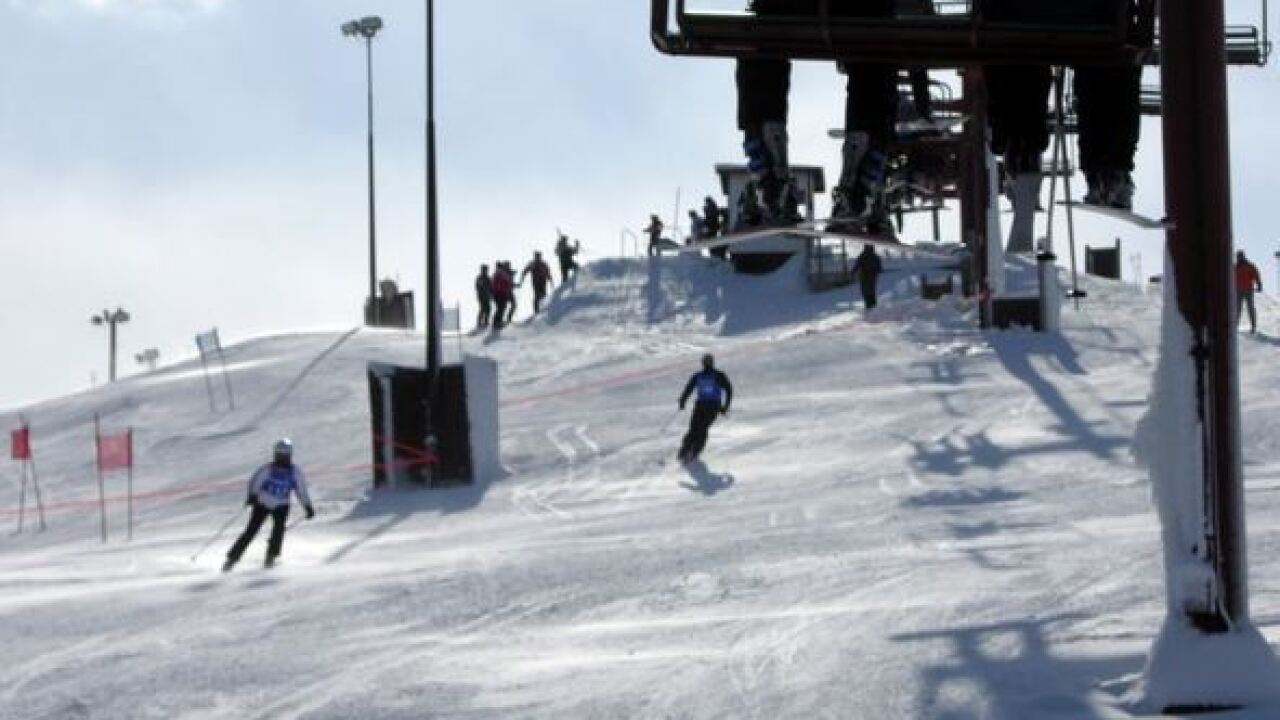 Wisconsin ski resorts opening this week