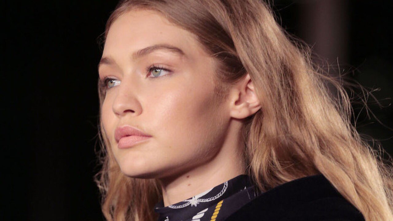 VIDEO: Model Gigi Hadid grabbed by man after Milan fashion show