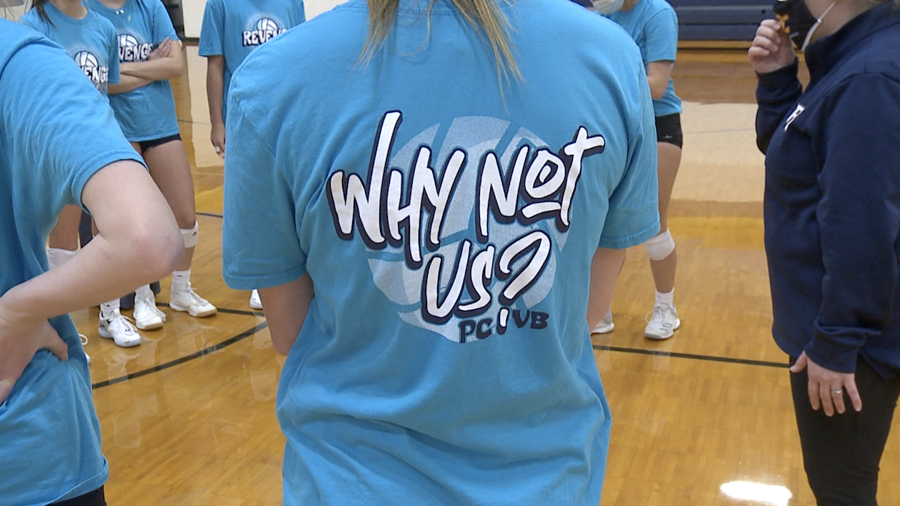 Portage Central embracing mantra 'Why Not Us?'