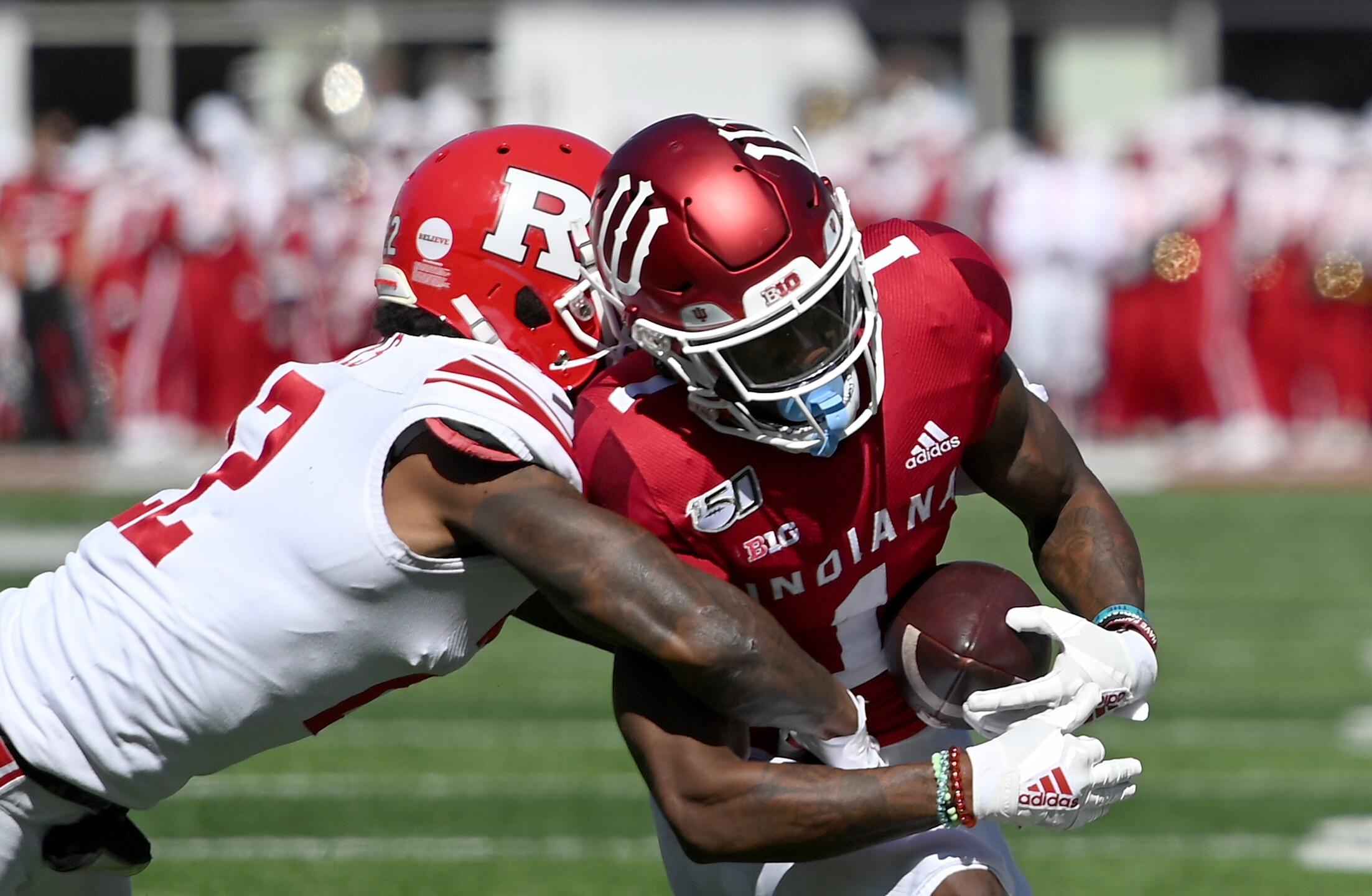 Rutgers v Indiana