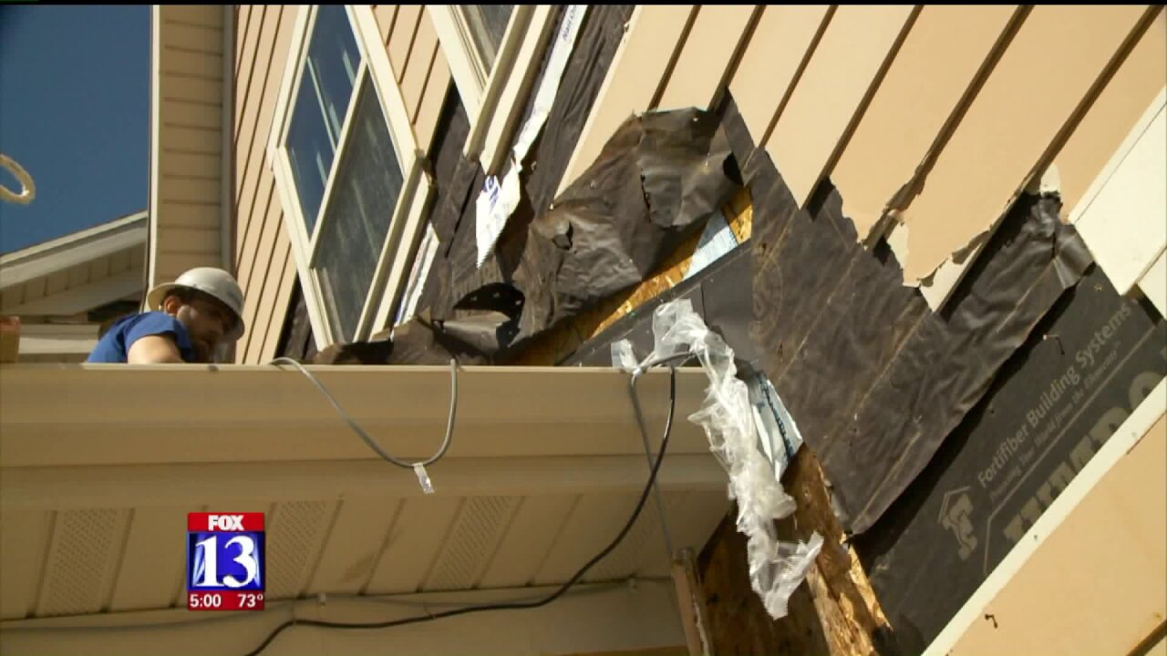 Daybreak homeowners file lawsuit accusing builders of cutting corners onconstruction