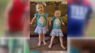Twin 3-year-old girls found dead in hot vehicle in Georgia, authorities say