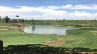 Human remains found at golf course