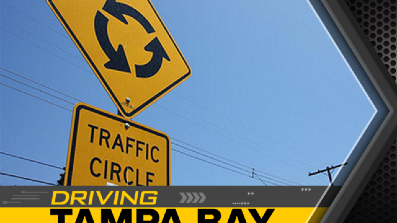 Roundabouts planned for dangerous stretch of road in Tampa