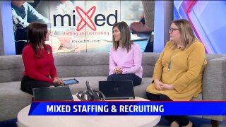 Mixed Staffing & Recruiting helping Veterans find jobs