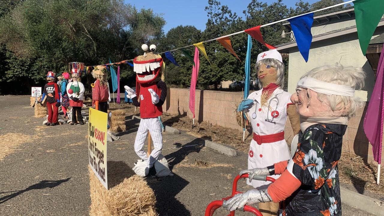 Cambria Scarecrow Festival 2020