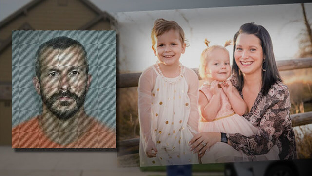 Chris Watts, who killed pregnant wife and young daughters, 'lied about everything,' mistress says