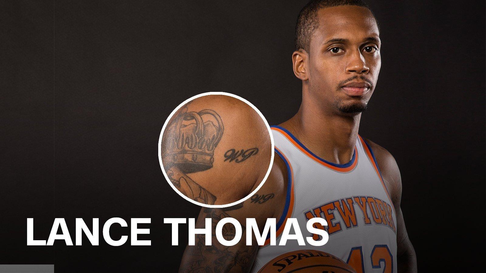 Photos: The stories behind the NBA's wildesttattoos