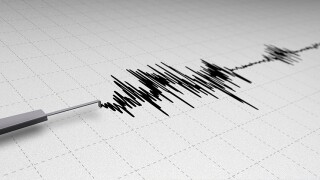 Earthquake reported southwest of Henderson