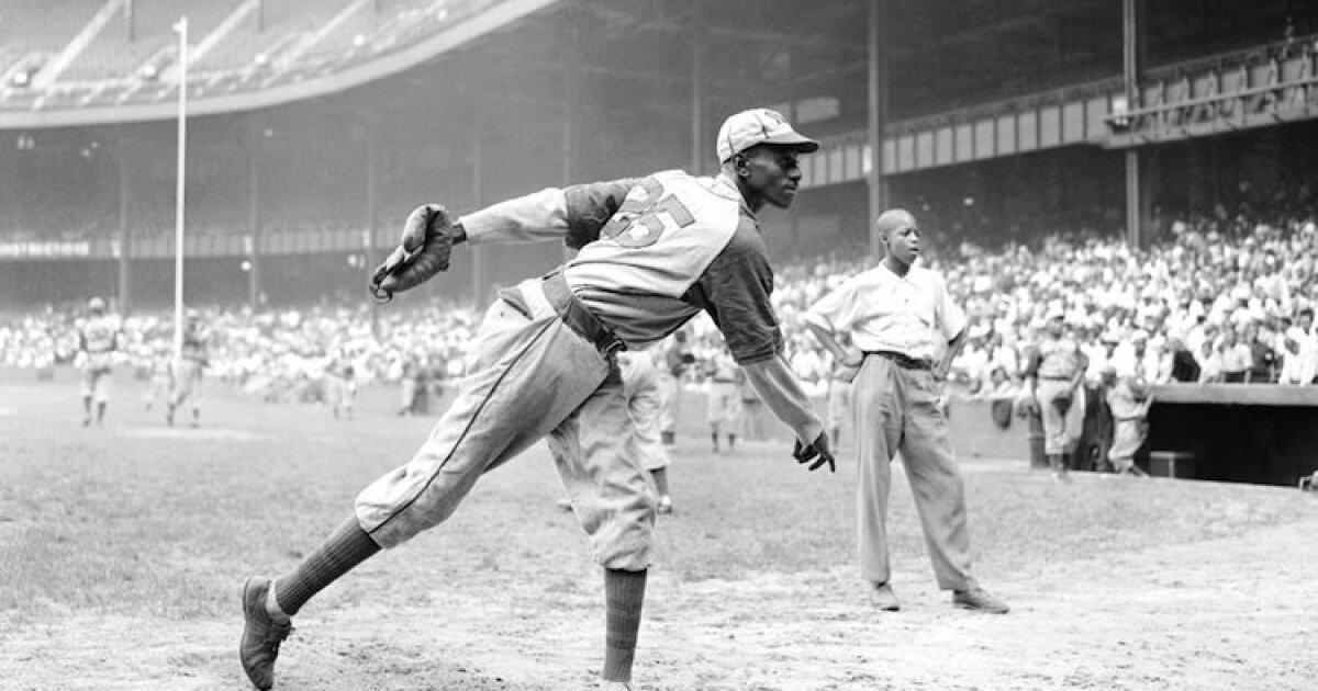 Yesterday's Negro League Baseball Foundation works to put baseball back in Black community