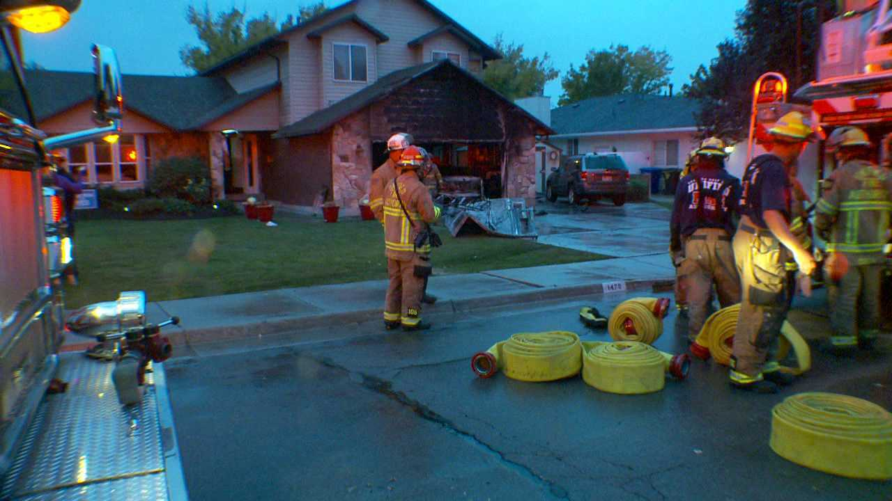 Fire causes $50K damages to Millcreek home
