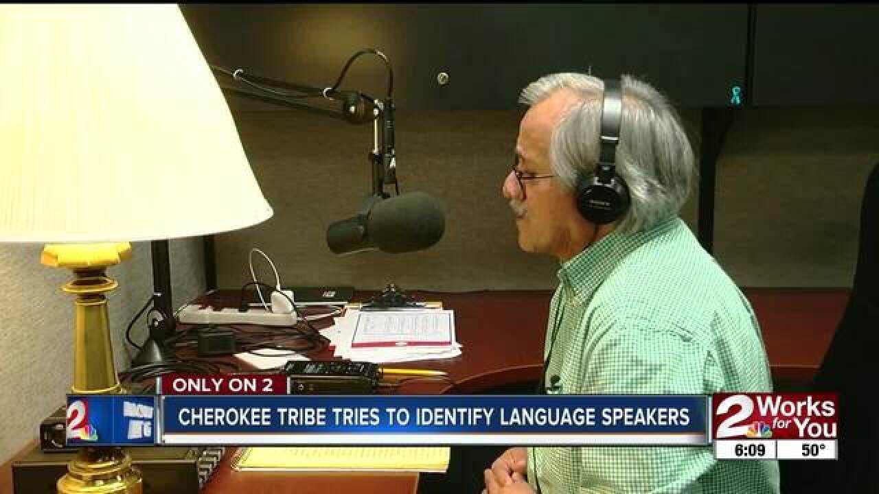 How Cherokee Nation is saving its language